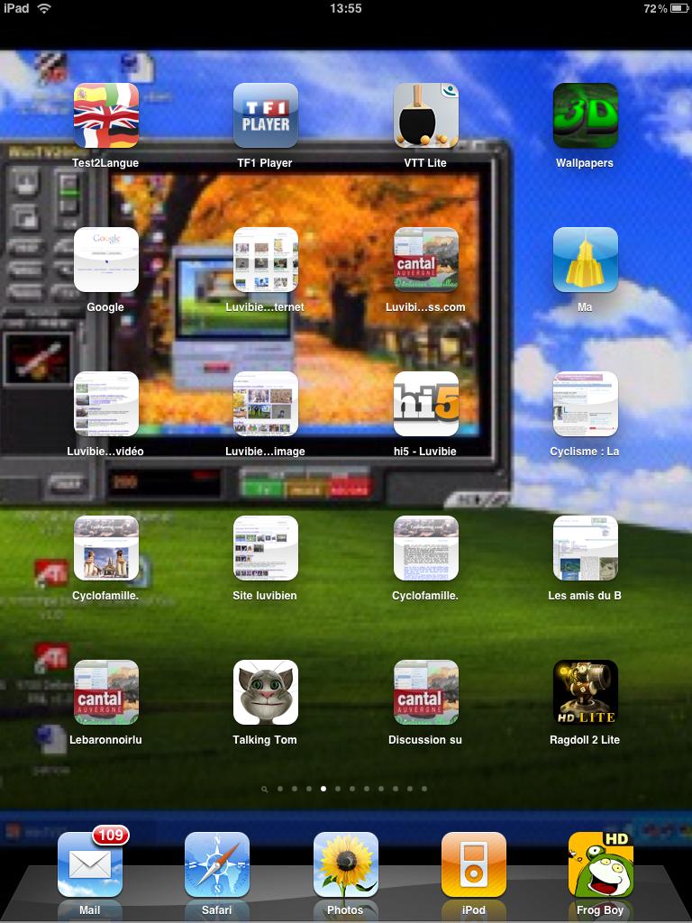 sur votre ipod ou ipad ou iphone pour cr u00e9 u00e9 une application