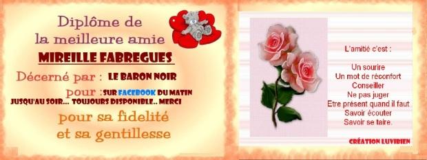 Mireille Fabregues