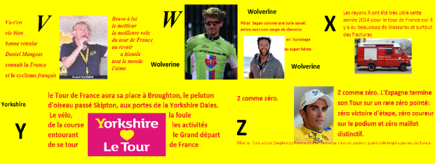 le tour de France 2014 par luvibien.4