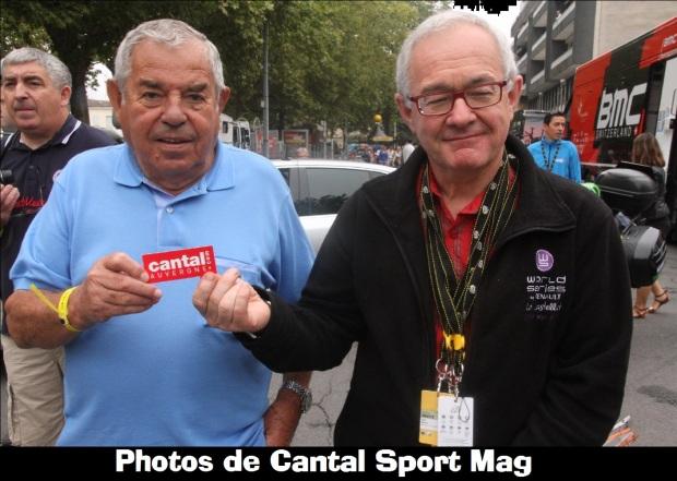 Photos de Cantal Sport Mag