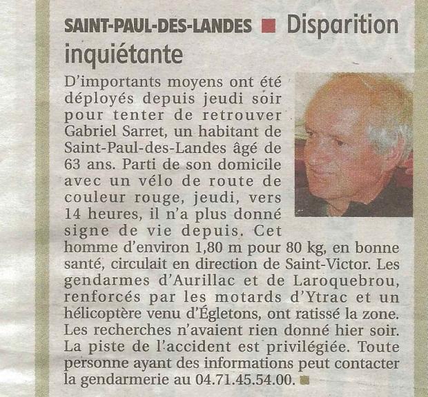 1Saint-Paul-des-Landes Gabriel Sarret