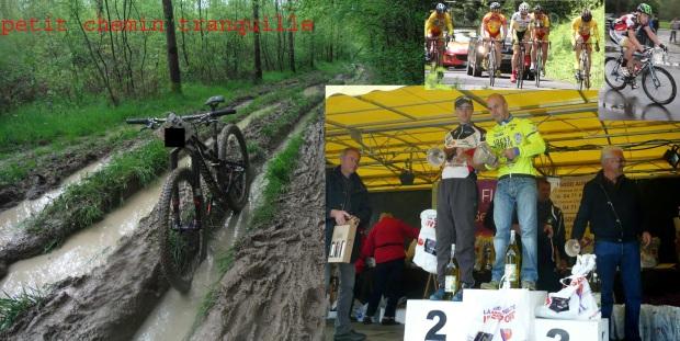 Aux championnats du Cantal le 8 mai