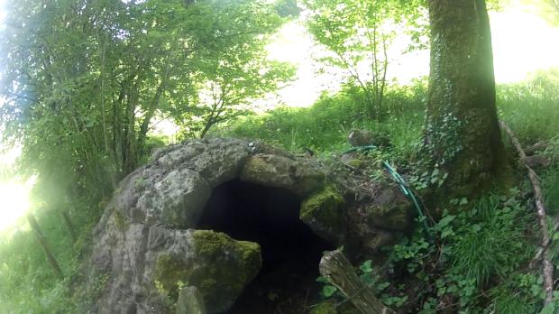 si un jour je veux un abri je viendrai dans cet igloo