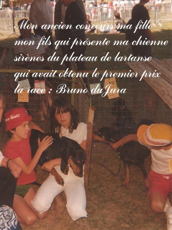 Bruno du Jura présenté par ma fille et mon fils