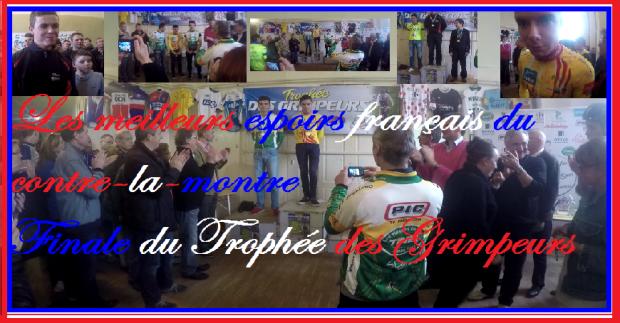 Classement final du Trophée des Grimpeurs GOODICOM 1.2.3