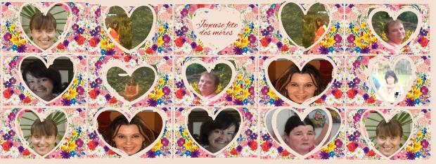 joyeuse Fête des Mères les Maman