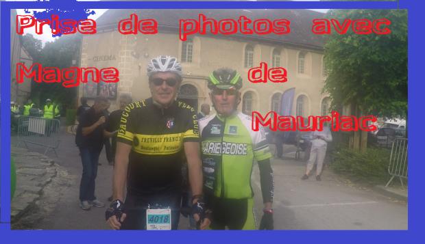 Henri Sannier avec Magne