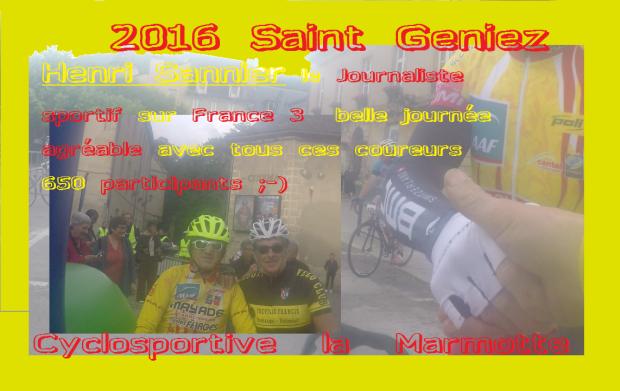 Henri Sannier le Journaliste sportif sur France 3