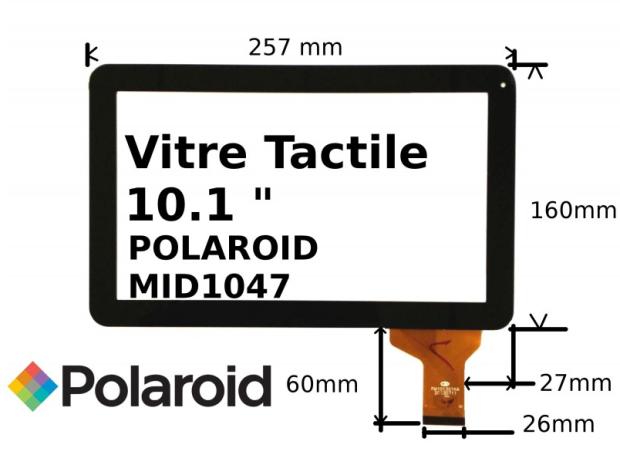 vitre-tactile